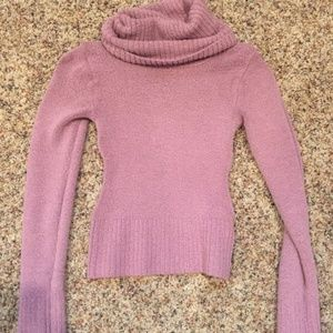Xs h&m pink turtleneck